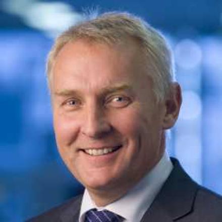 Arne Knaben, Managing Director, Volvo Trucks UK & Ireland