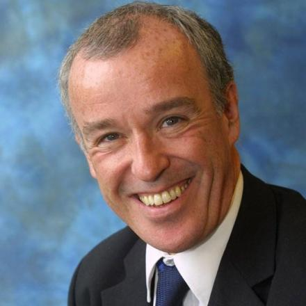 John Pryor, Chairman, ACFO