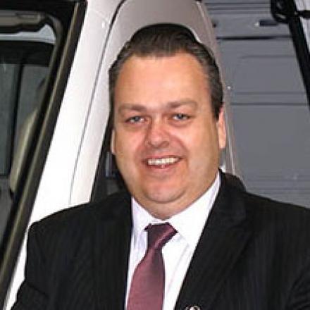 Mark Barratt, General manager, LDV UK & Ireland